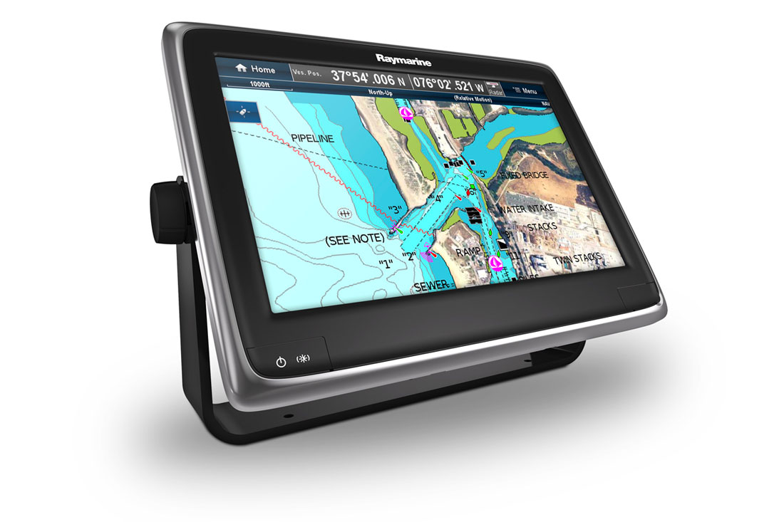 display multifunzione raymarine
