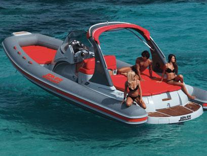 Carousel 2 Joker Boat