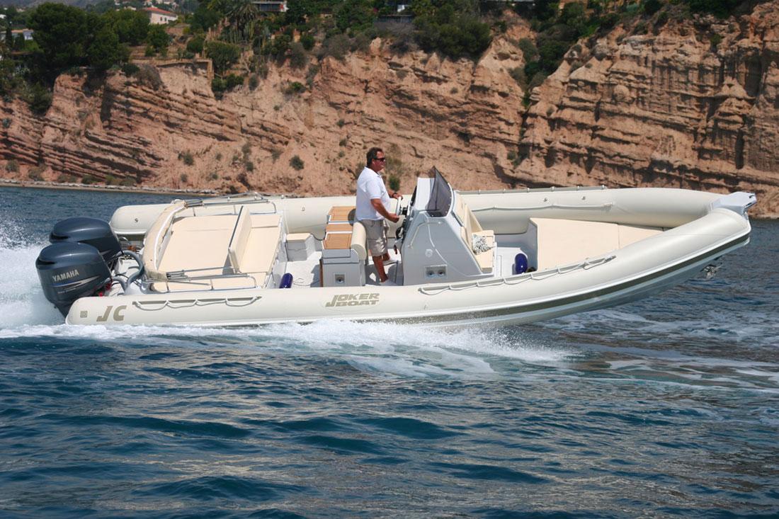 gommone clubman 28 joker boat