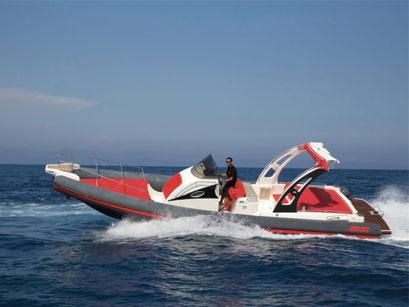 Carousel 5 Joker Boat