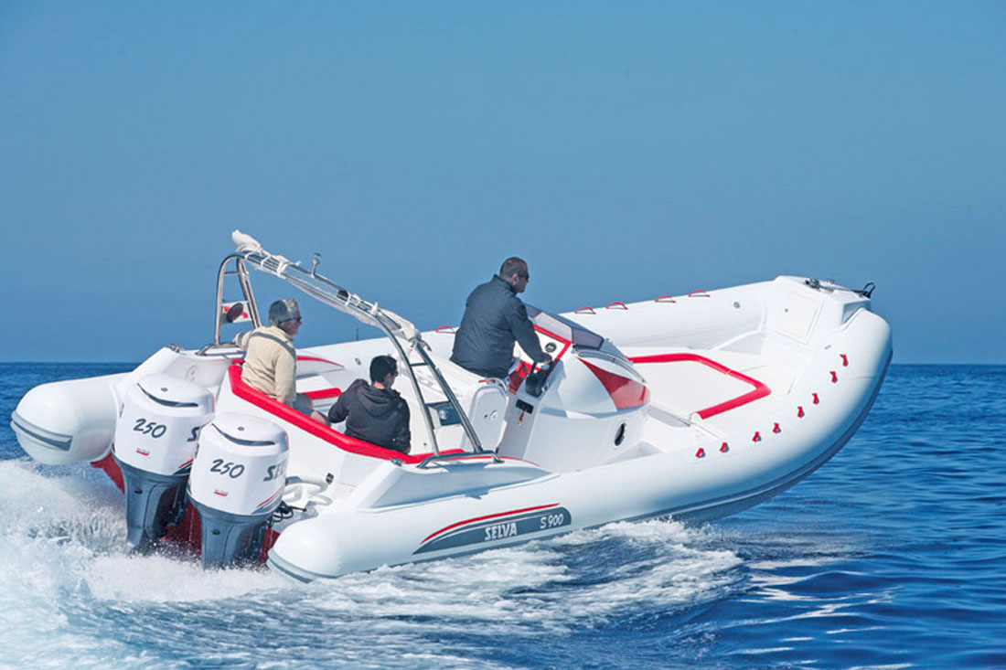 selva marine 900 sport line
