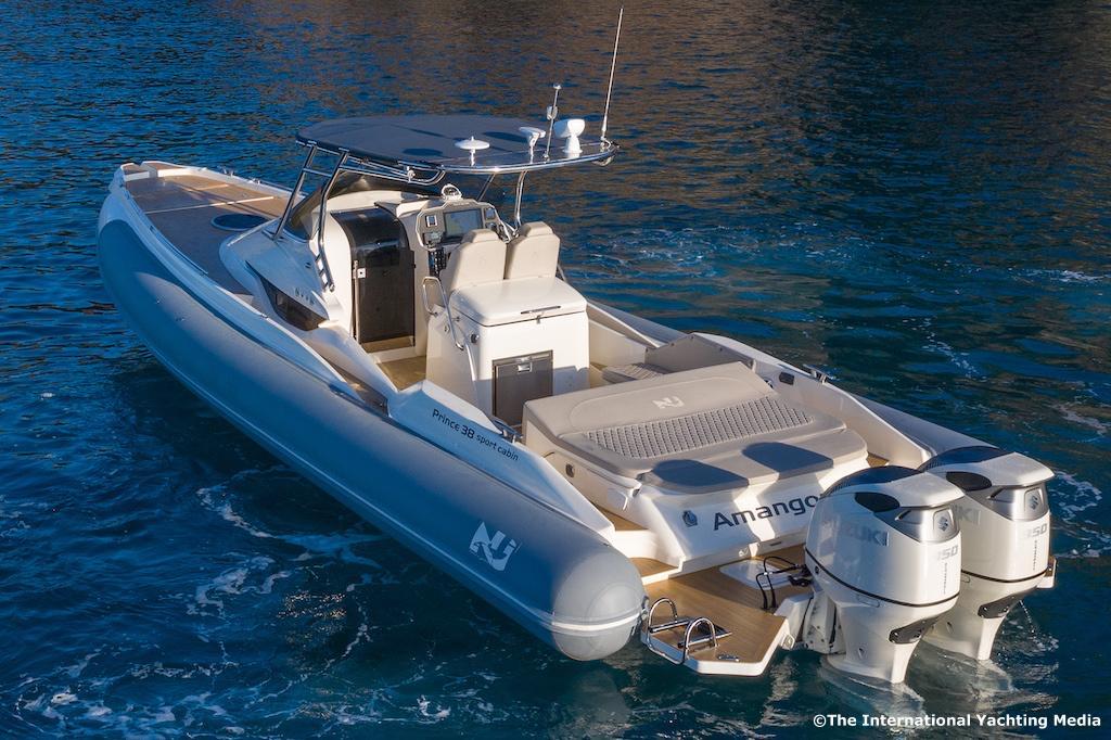Carousel Nuova Jolly Boat 6